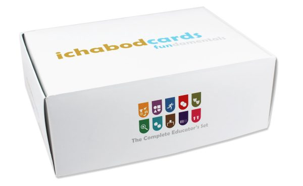Ichabod Learning - Ichabod Cards 1000 Fundamentals Set Box