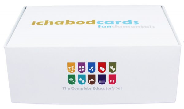 Ichabod Cards 1000 Fundamentals Set Box Front